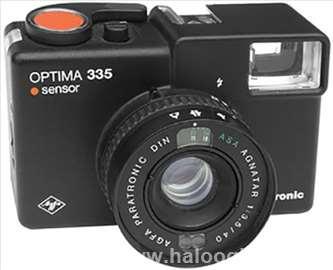Agfa Optima 335 electronic sensor fotoapaparat