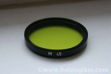 Filter zuti na M49 navoj