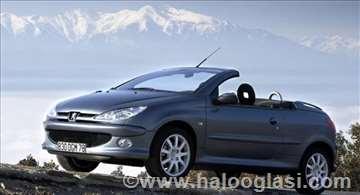 Peugeot 206 CC Prenosni Sistem