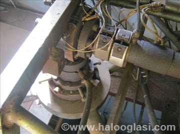 Ekstruder za izradu polietilenske folije i mikser