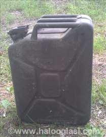 Kanta metalna za benzin