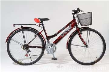 """Bicikla Travera 26"""""""