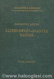 Rečnik Srpskohrvatski-mađarski