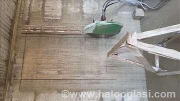 Sečenje betona