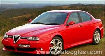 Alfa Romeo 156 Elektronika