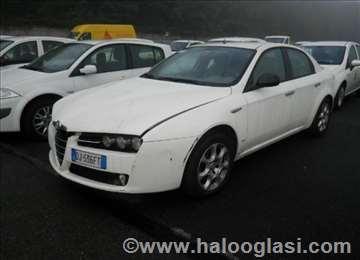 Alfa Romeo 159 Kompletan Auto U Delovima