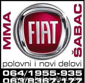 Fiat Bravo, Fiat 500 delovi
