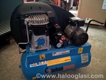 Klipni kompresor Abac - 1.5kW - 50 litara