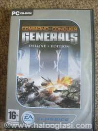 Command & Conquer Generals:Deluxe Edition