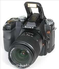 Digtialni fotoaparat Sony DSLR-A100