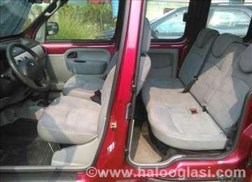 Renault Kangoo Dizel - Benzin Enterijer
