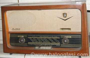 Stari radio Nikola Tesla