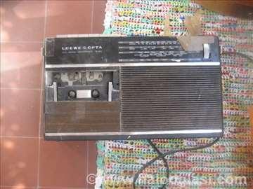 Radio kasetofon neispitan 199 din