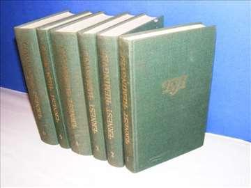 Ernest Hemingvej 1-6 komplet