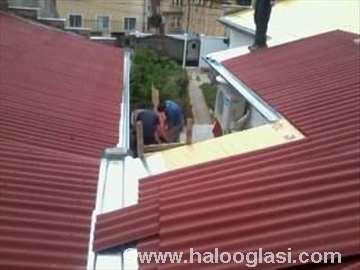 Hidroizolacija i popravka krovova