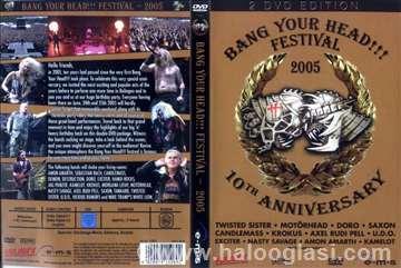 Bang Your Head - Festival 2005 DVD 1 (DVD 5)