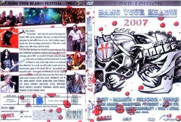 Bang Your Head - Festival 2007 DVD 1 (DVD 9)