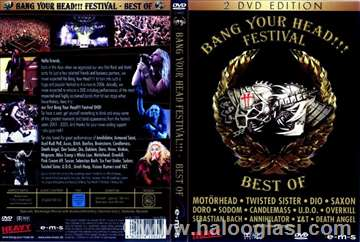 Bang Your Head - Festival Best Of 2001-2005