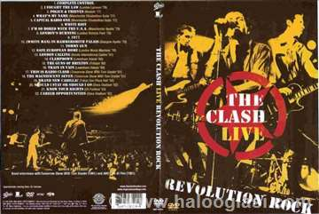 Clash - Live Revolution Rock (DVD 5)