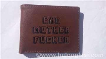 Bad Mother Fucker kožni novčanici! Novo