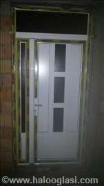 PVC vrata servis stolarije