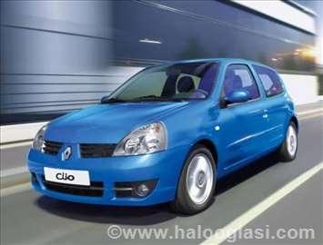 Renault Clio 1 2 8v I 16v 1 5dci Enterijer