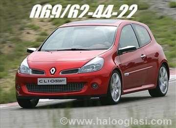 Renault Clio 1 2b 1 4b 1 5dci Razni Delovi