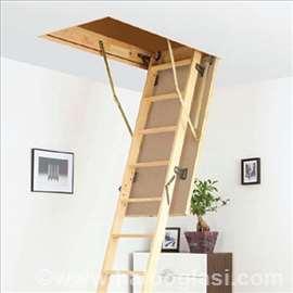 Tavanske merdevine stepenice (novo)