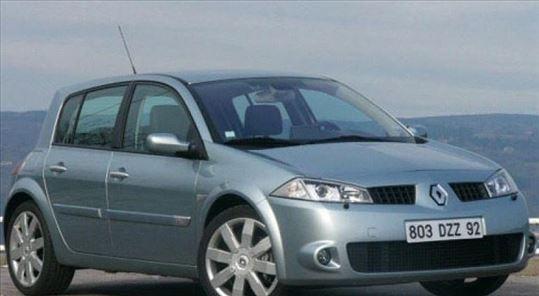 Renault Megane 1 5 1 9 Dci Elektrika I Paljenje
