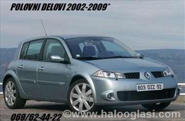 Renault Megane 1 5 Dci 1 9 Dci Menjac I Delovi
