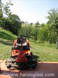 Kosilica za travu - Rider, Husquarna 155 AWD