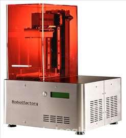 Robot Factory 3DLP printer