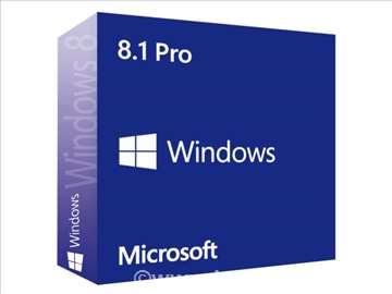 Windows 8.1 Pro 32/64b