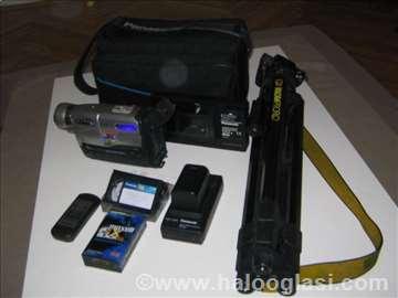 Panasonic video kamera NZ 10I stalak