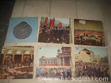 Unikat 6 lp ploča Tito moze zamena
