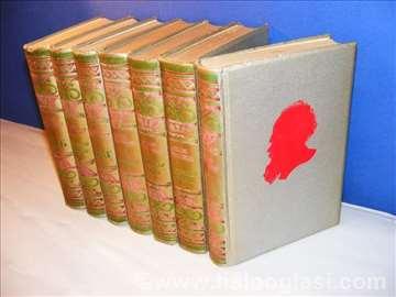 Lav Tolstoj 7 knjiga iz pripovedackih dela, 1930