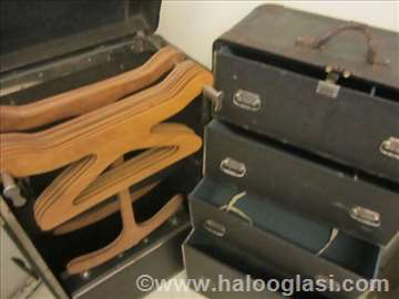Odlično očuvan kovčeg