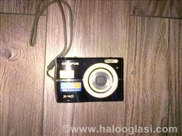 Fotoaparat Olympus X-40
