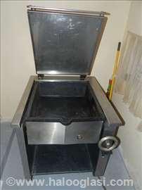 Kiper za pečenje i kuvanje hrane za restorane