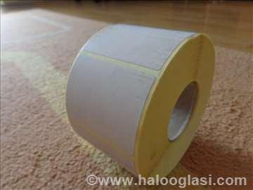 Snizeno-traka za vage etiketirke