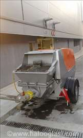 Pumpa za beton - stabilna