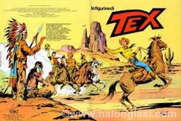 Tex Willer - skenirano