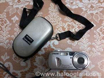 Sony cyber shot fotoaparat 4,1megapixela