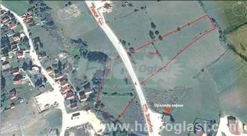 Građevinsko zemljište na Beloj Zemlji od 174 ara