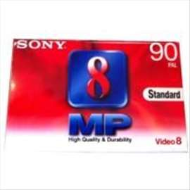 Standard 8 kasete