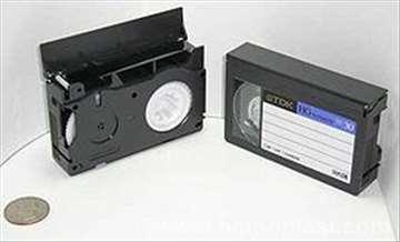 VHS-C kasete