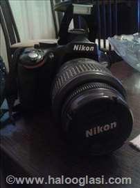 Nikon DSLR fotoaparat D5100 SET 18-55VR