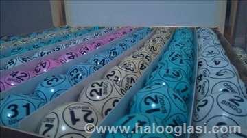 Loptice za Tombolu - Bingo (kompleti)