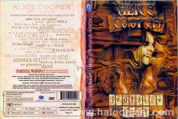 ALICE COOPER - Brutally Live (DVD 9)