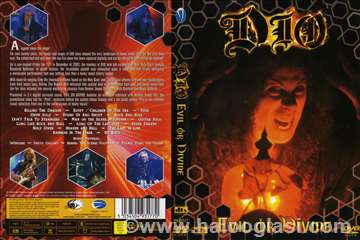 DIO - Evil Or Divine (DVD 9)